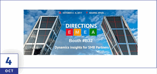 Meet Perfion at Directions EMEA 2017