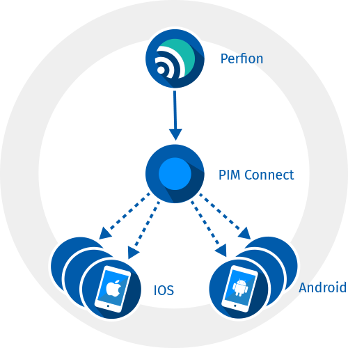 Perfion and PIM Connect
