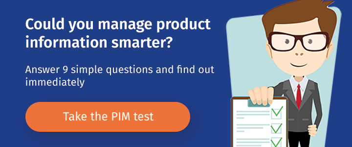TEST - Could you manage product information smarter?